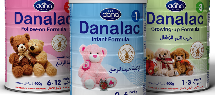 Expanding Global Market Coverage Of European Made Baby Milk