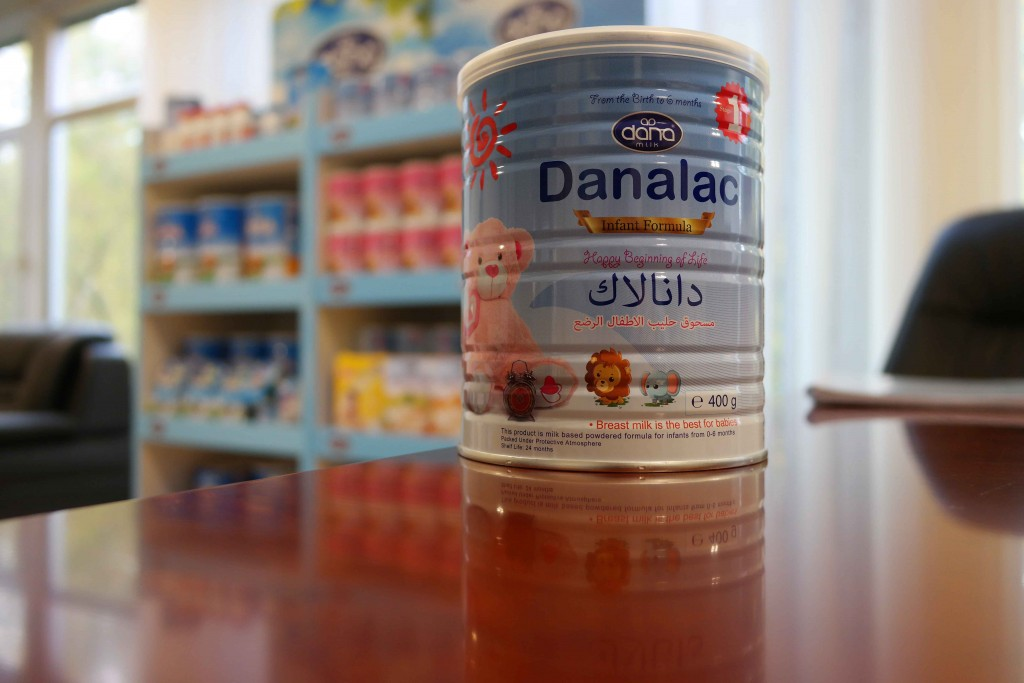 Danalac Baby Milk Formula in Tin Can