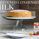 Dana Dairy Sweetened Condensed Milk - Best ingredient for confectioneries and bakeries, as well as home baking.