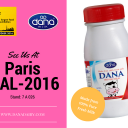 Dana Dairy will be at Paris SIAL-2016 at stand 7 A 026. We will be showcasing our UHT milk in bottles and many other products
