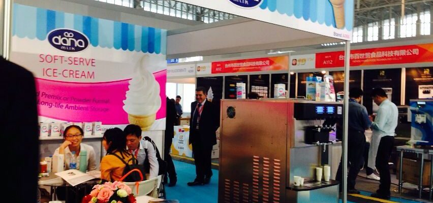Tianjin Ice Cream Show: Pop In For A Treat