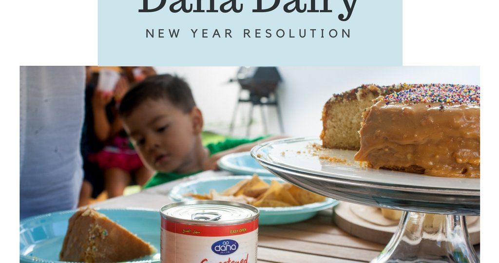 As we come close to the end of 2016 and the beginning of 2017 Dana Dairy has a resolution