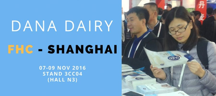 Attending Exhibit In China – FHC Shanghai 2016