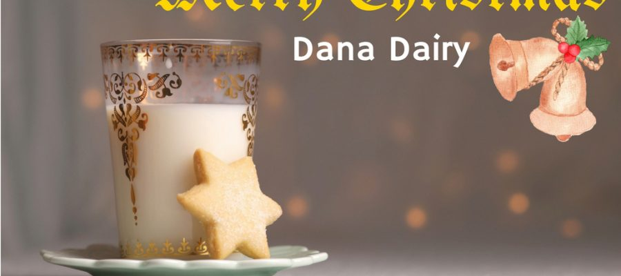Have A Milk And Cookie Merry Christmas Time With Dana
