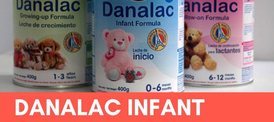 World Most Favored Infant Milk Powder Formula – DANALAC