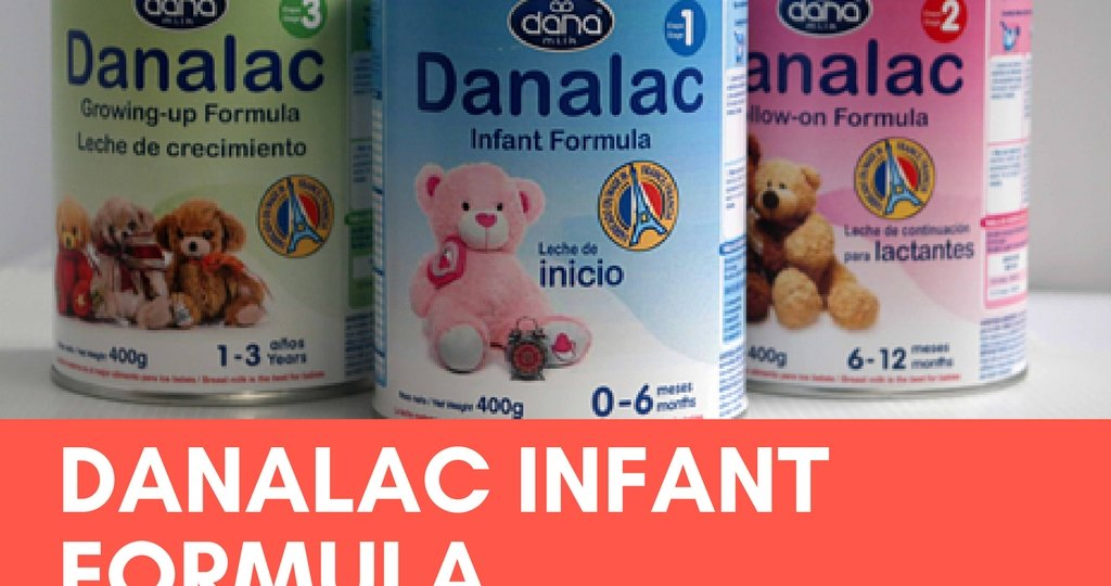 The aim is simple and straight forward. We plan on reaching every corner of our planet with our DANALAC baby formula.