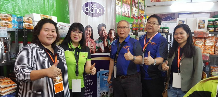 DANA Milk Welcomed At Manila Bakery Fair 2017