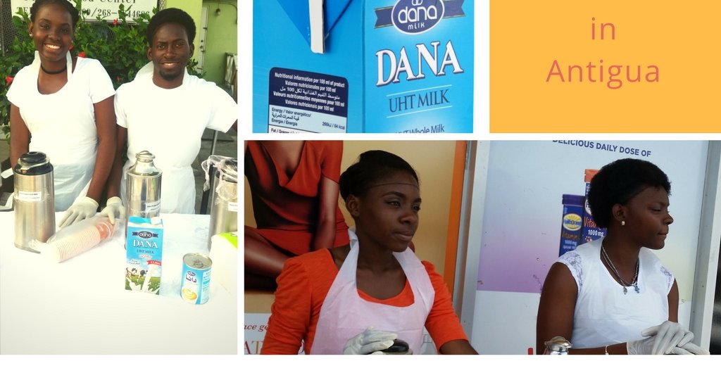 Antigua and Barbuda Welcomes DANA Dairy Products at Stores and Food Outlets