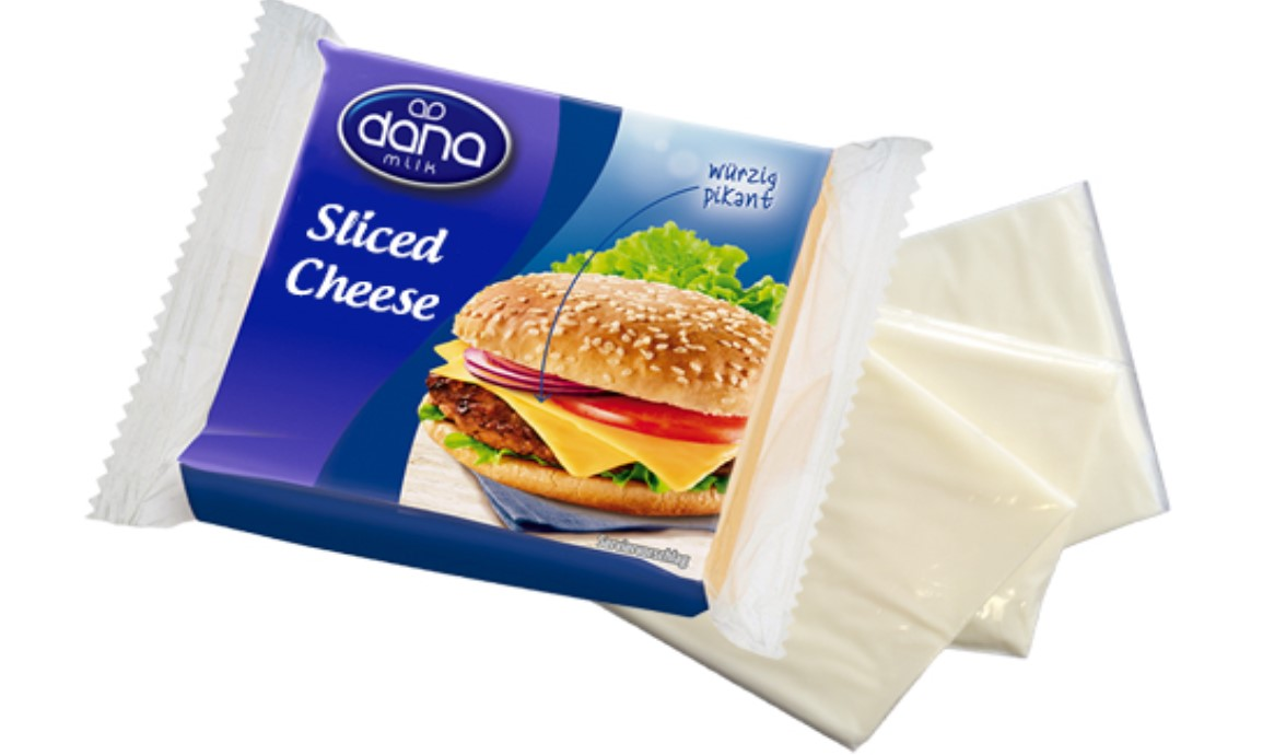DANA Sliced Cheese is a great choice to complement any sandwich for breakfast and lunch. It is a great tasting product with wide range of applications for the consumers as well as shops and restaurants.