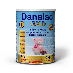 DANALAC GOLD Infant Formula DHA ARA FOS GOS Tin supplier