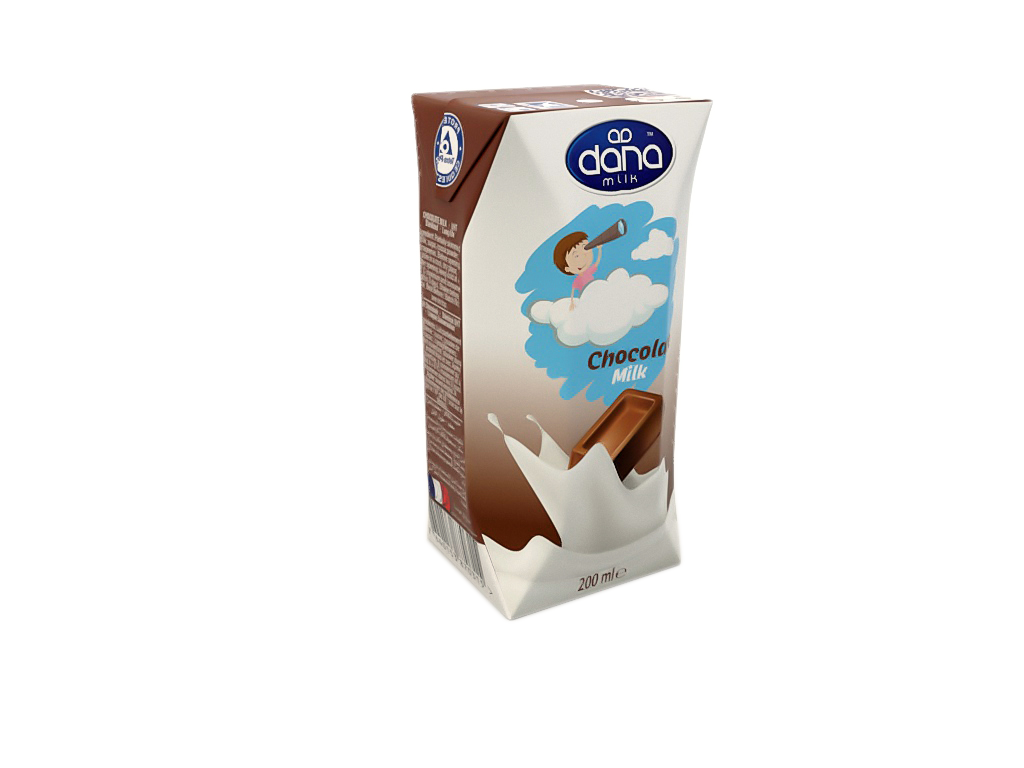 DANA Chocolate Milk With Read Cocoa 200ml