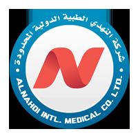 ALNAHDI International Medical Group Logo