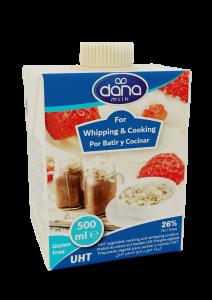 DANA Cooking and whipping cream non-dairy cream alternative