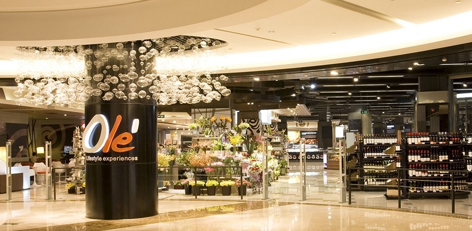 Ole' supermarket chain in China showcases DANALAC products