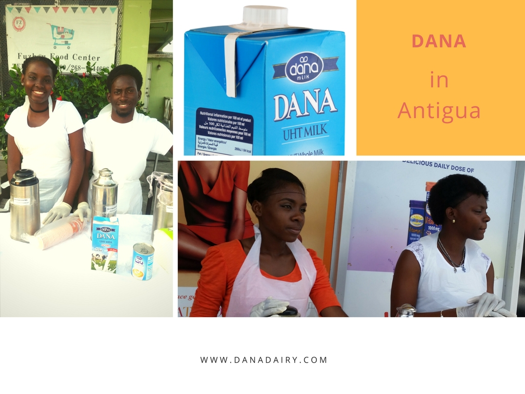 Antigua And Barbuda Welcomes Dana Dairy Products At Stores