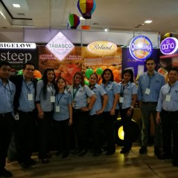 DANA Dairy presented at Guatemala Alimentaria Trade Fair