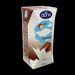 Chocolate Flavoured Milk 200ml Supplied By Dana Dairy