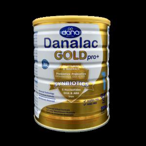 DANALAC GOLD Infant Formula DHA ARA FOS GOS Tin supplier