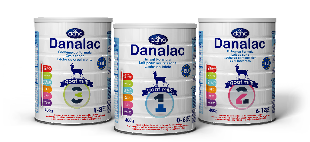 Danalac 174 Infant Formula Baby Milk Manufacturer Supplier