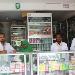 Alla-Amin Pharma Medical Wholesale Staff ready to respond to your inquiry 2